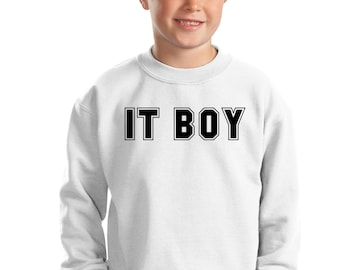 Boy sweater IT BOY