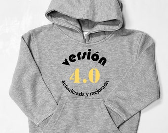 Hoodie for women VERSION. BIRTHDAY
