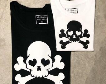 T-shirt for the show family SKULL