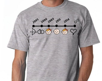 Women, Men, Children t-shirt YOUR STORY