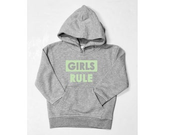Hoodie for women GIRLS RULE