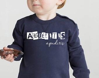 Girl sweater NIETITIS AGUDITIS
