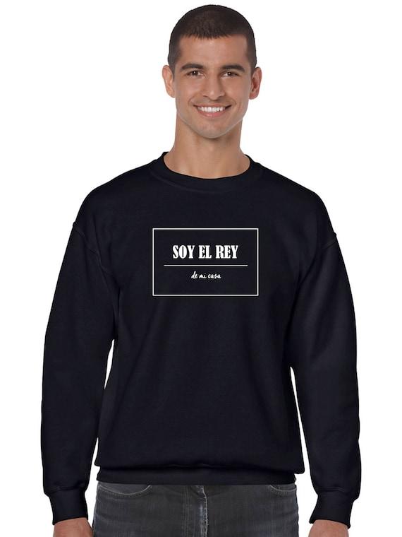 Men sweater SOY EL REY
