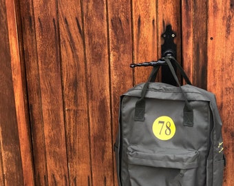 Customized backpack or handbag