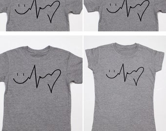 T-shirt for the show family HAPPINESS HEALTH LOVE