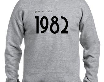 Men sweater GENUINE SINCE...