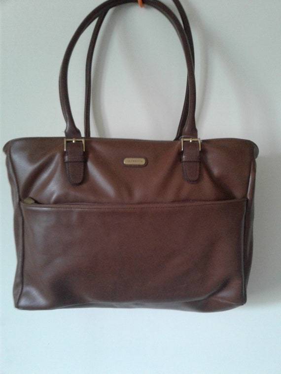 Beautiful, Brown Leather Tote
