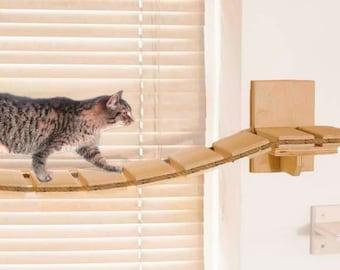 Cat's Adventure Bridge