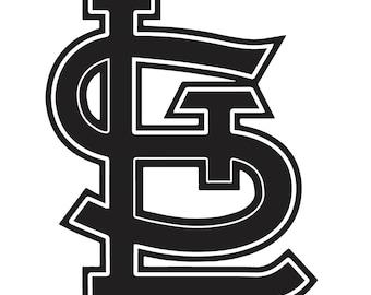 Saint Louis Logo Vinyl Decal