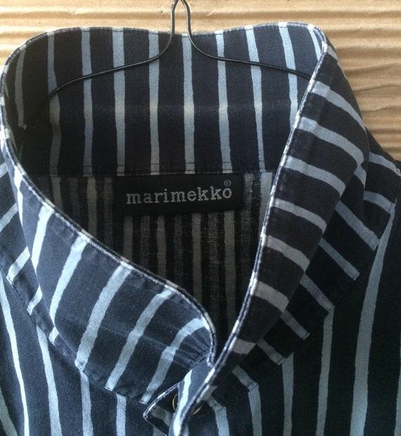 Marimekko men's shirt vintage