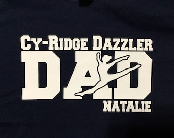Dazzler Dad T-shirt
