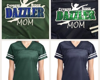 Poly Jersey - Dazzler Mom - Spangles