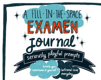 Digital Fill in the Space Examen Journal