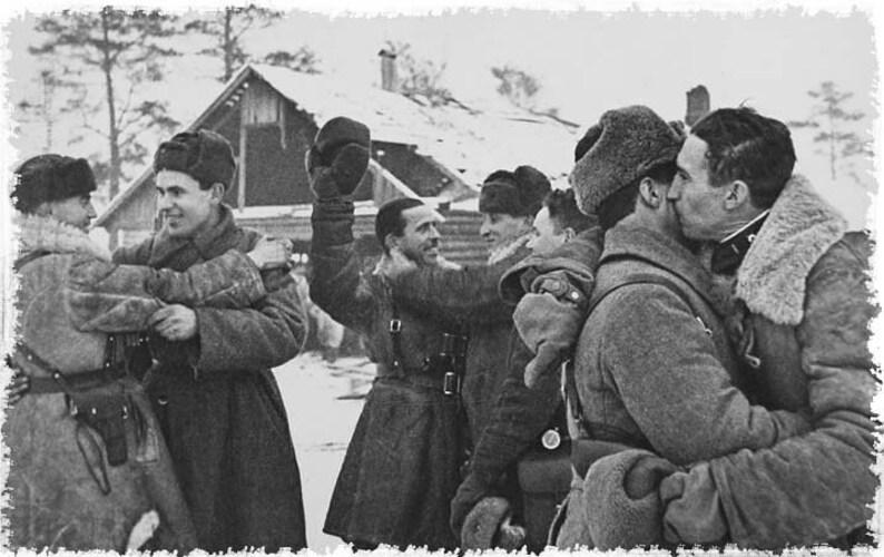 4df281bb GENUINE Vintage WWII Soviet ushanka RKKA winter russian warm | Etsy