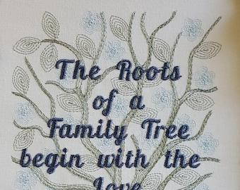 Family Tree Sayings Etsy