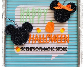 Mickey Minnie Mouse | Disney Inspired | Fall Scented | Car Freshie | Air Freshener | Disney Lover Gift | Handmade Gift | Free Shipping!