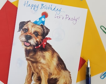 Dogs - Large Cards