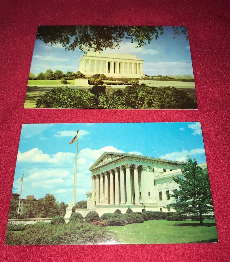 Vintage Postcards set of 2