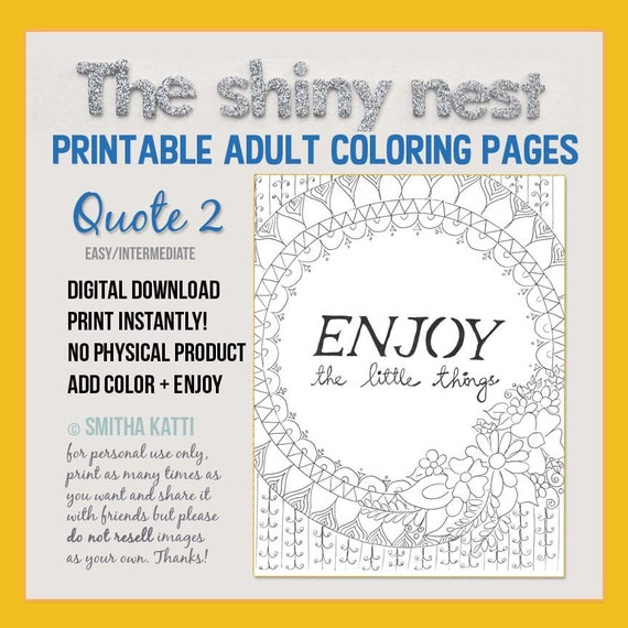 20 Gorgeous Free Printable Adult Coloring Pages | Printable adult ... | 570x570