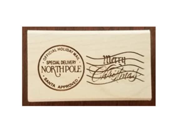 North Pole Postage Stamp SC56