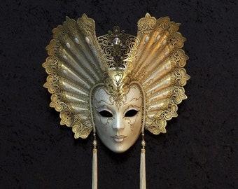 Venetian Mask,Angel Mask,Original mask