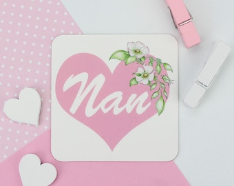 Nan Magnet, Nan Birthday gift for Nan Mothers Day gift for Nan from the kids, Nanny Gardening gift Grandma Garden gift, Nana Thank you gift