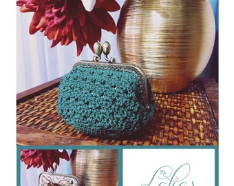 Instructions crochet coin purse and inside cover NUMBER 2