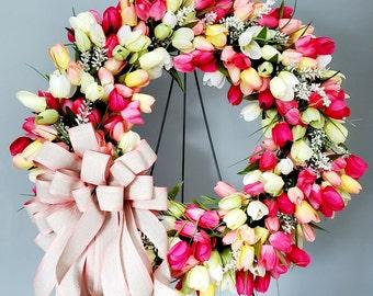 Homer Laughlin Duraprint Tulip Wreath Sugar with Lid