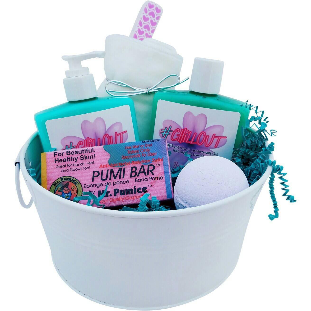 Bath and Body Gift SetMani Pedi GiftGift Baskets for | Etsy