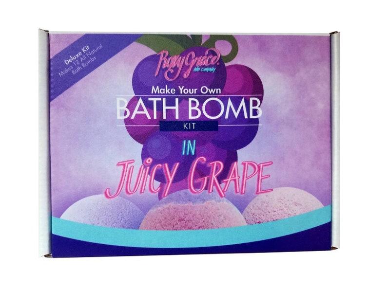 Make Your Own Bath Bomb Kitdiy Crafts For Kidstween Girl Etsy