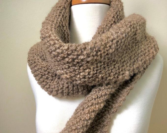 Shetland Wool Scarf