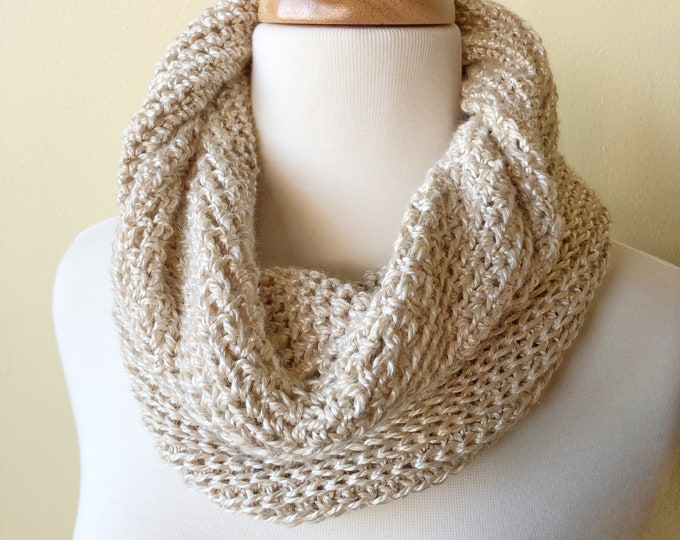 Natural Silk Cowl (CK Original)