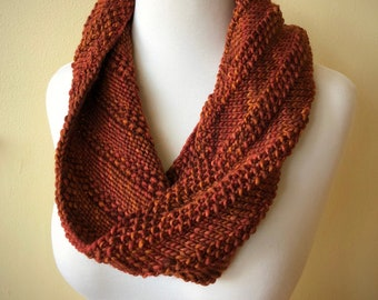 'Julianne' Knit Fine-Merino Cowl (Christopher Knits Original)