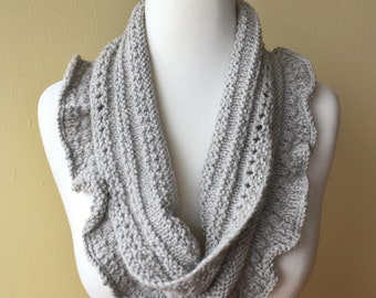 'Marie' Alpaca Cowl / Collar (Christopher Knits Original)