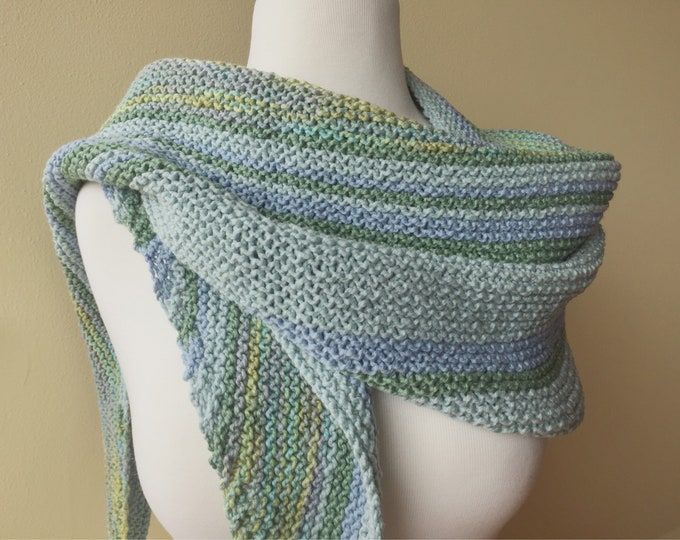 Organic Cotton Shawl