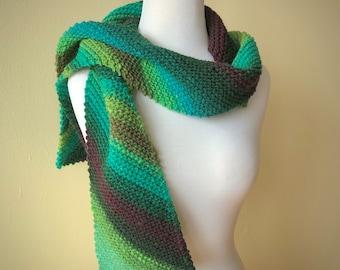 'Yule' Pure Wool Scarf