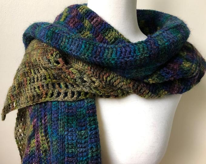 Wool/Alpaca Wrap (CK Original)
