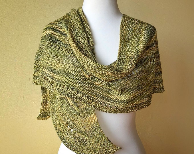 'Fern' Knit Wrap (Christopher Knits Original)