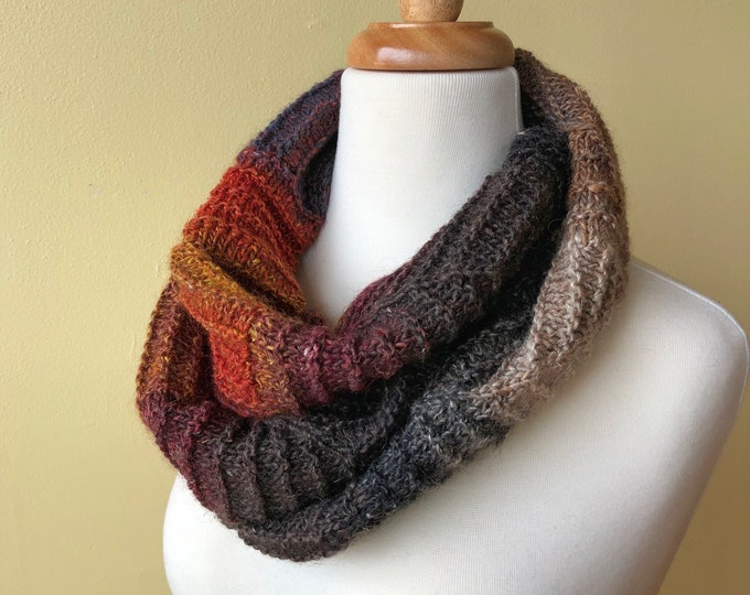 'Joinery' Unisex Scarf (Christopher Knits Original)