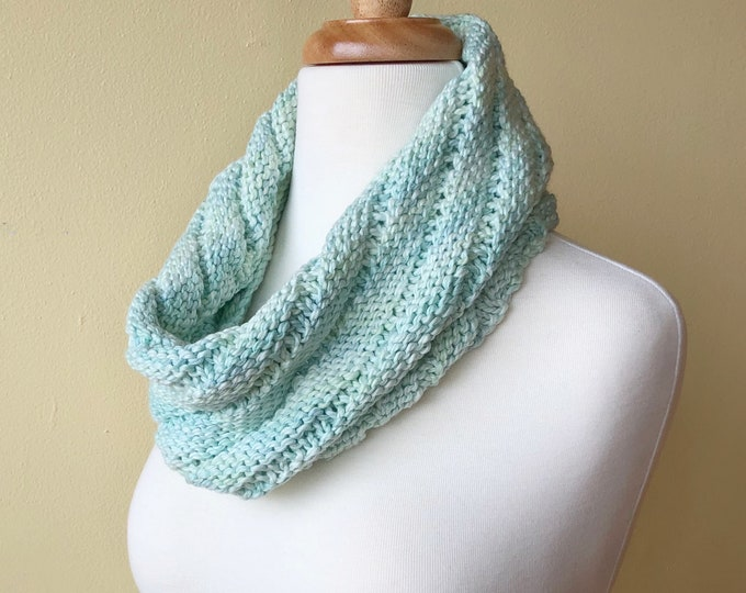Reversible Organic Cotton Cowl (CK Original)