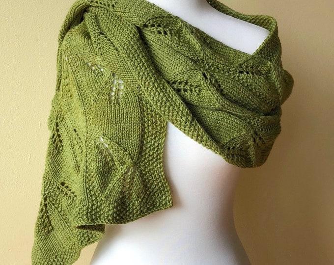 'Salal' Lace Wrap (CK Original)