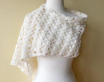 Linen Bridal Shawl (CK Original)