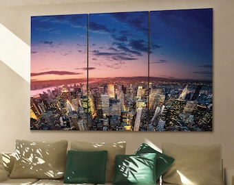 New York Wall Art Etsy