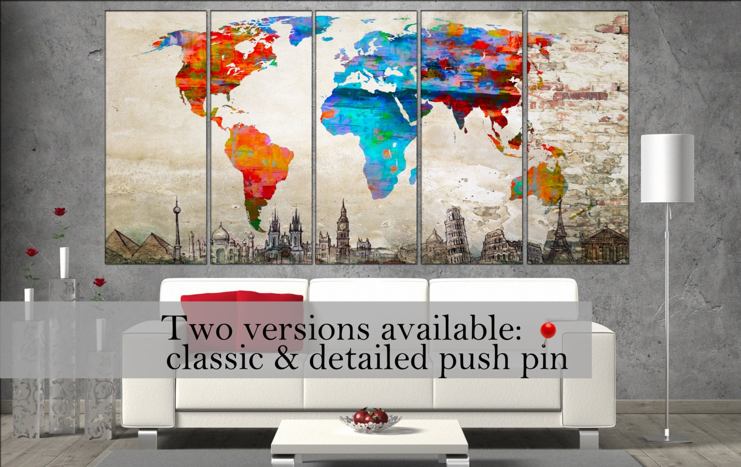 Canvas wall art world map canvas wall art canvas wall art art print canvas wall art world map canvas wall art canvas wall art art print canvas wall art world map decor wall decor large gumiabroncs Choice Image