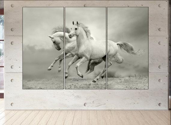 horses  canvas wall art horses wall decoration horses canvas wall art art horses large canvas wall art  wall decor