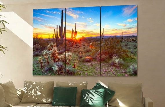 Sonoran Desert   wall art Sonoran Desert   canvas Sonoran Desert   canvas wall art Sonoran Desert   decor Sonoran Desert   wall decor