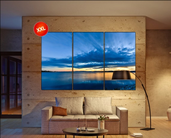 Lake Champlain canvas Lake Champlain wall art Lake Champlain canvas wall art Lake Champlain decor Lake Champlain wall decor