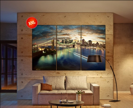 new york  wall art new york  skyline new york  cityscape new york  art new york  new york  downtown new york  canvas new york  city