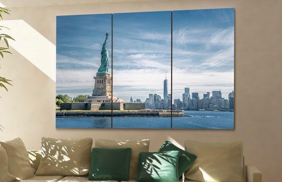 Statue of Liberty wall art Statue of Liberty art Statue of Liberty canvas