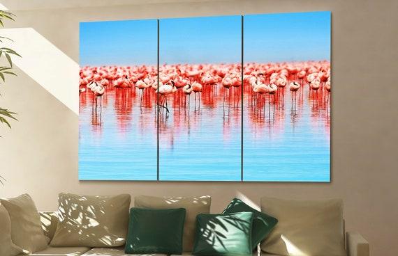Flamingo  wall art Flamingo  canvas Flamingo  canvas wall art Flamingo  decor Flamingo  wall decor Flamingo  art Flamingo  large wall art